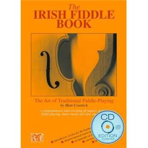CRANITCH MATT - IRISH FIDDLE VOL.THE ART OF TRADITIONNAL FIDDLE PLAYING + CD