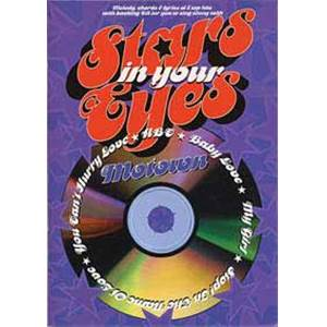 COMPILATION - STARS IN YOUR EYES MOTOWN + CD