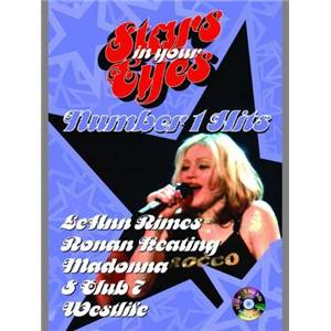 COMPILATION - STARS IN YOUR EYES NO.1 HITS + CD