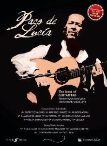 DE LUCIA PACO - BEST OF GUITAR TAB.