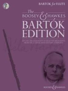 BARTOK BELA - BARTOK FOR FLUTE +CD - FLUTE TRAVERSIERE ET PIANO