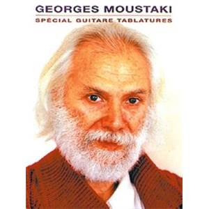 MOUSTAKI GEORGES - SPECIAL TABLATURES