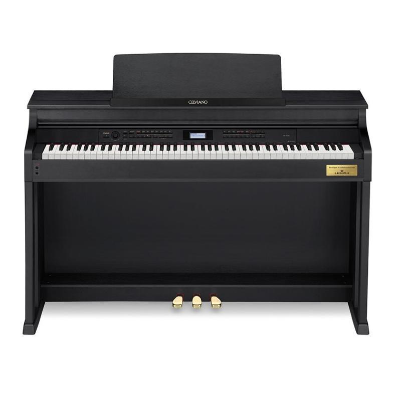 piano numerique meuble casio celviano ap 700 bk paul. Black Bedroom Furniture Sets. Home Design Ideas