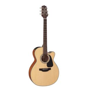GUITARE FOLK ELECTRO-ACOUSTIQUE  TAKAMINE GN10CE-NS