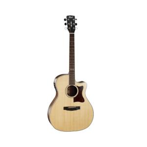GUITARE FOLK ELECTRO-ACOUSTIQUE CORT GA5F-MD NATUREL BRILLANT