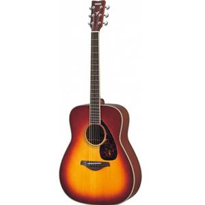GUITARE FOLK ACOUSTIQUE YAMAHA FG 720S BRS