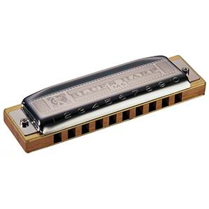 HARMONICA BLUES HOHNER BLUES HARP 532/20 MS G / EN SOL
