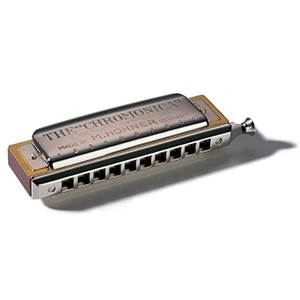 HARMONICA CHROMATIQUE 10 HOHNER CHROMONICA 260/40