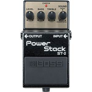 PEDALE D'EFFETS BOSS ST2 POWER STACK