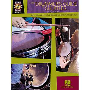 POTTER DEE - DRUMMER'S GUIDE TO SHUFFLES + CD