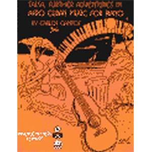 CAMPOS CARLOS - SALSA FURTHER ADVENTURE IN AFRO CUBAN PIANO + CD