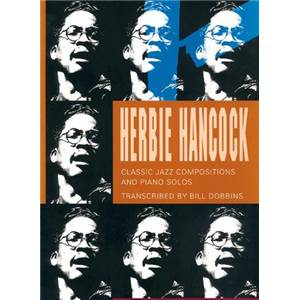 HANCOCK HERBIE - CLASSIC JAZZ COMPOSITIONS FOR PIANO