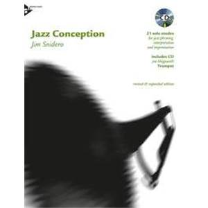 SNIDERO JIM - JAZZ CONCEPTION TRUMPET + CD