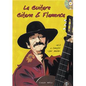 WORMS CLAUDE - GUITARE GITANE ET FLAMENCA VOL.2 + CD