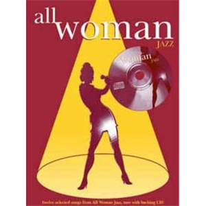 COMPILATION - ALL WOMAN JAZZ + CD