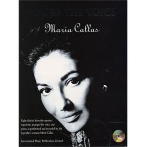 CALLAS MARIAH - YOU'RE THE VOICE + CD