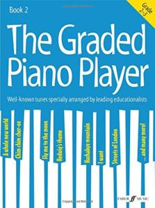 COMPILATION - THE GRADED PIANO PLAYER : GRADES 2-3 PIANO SOLO