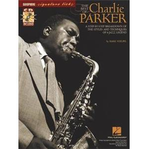 PARKER CHARLIE - THE BEST OF SIGNATURE LICKS + CD