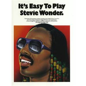 WONDER STEVIE - IT'S EASY TO PLAY PIANO