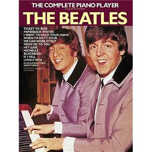 BEATLES THE - COMPLETE PIANO PLAYER