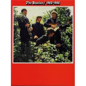 BEATLES THE - 1962 1966 ROUGE P/V/G