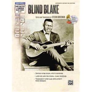 BLIND BLAKE - TAB+ CD