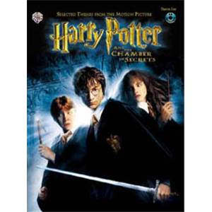 COMPILATION - HARRY POTTER CHAMBER OF SECRETS TENOR SAXOPHONE + CD