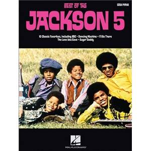 JACKSON FIVE - THE BEST OF EASY PIANO 13 TITRES