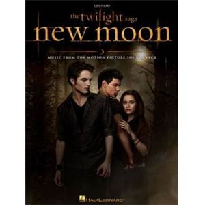 COMPILATION - TWILIGHT 2 : NEW MOON MUSIC FROM THE MOTION PICTURE EASY PIANO SOLOS