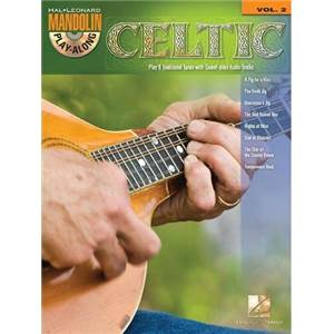 COMPILATION - MANDOLIN PLAY ALONG VOL.02 CELTIC + CD