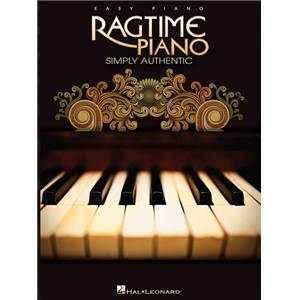 COMPILATION - RAGTIME PIANO SIMPLY AUTHENTIC EASY PIANO SONGBOOK