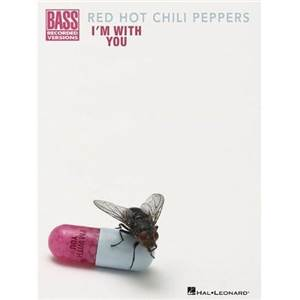 RED HOT CHILI PEPPERS - I'M WITH YOU BASS TAB.