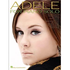 ADELE - FOR PIANO SOLO