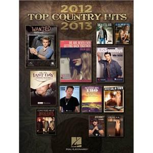 COMPILATION - TOP COUNTRY HITS OF 2012 2013 P/V/G