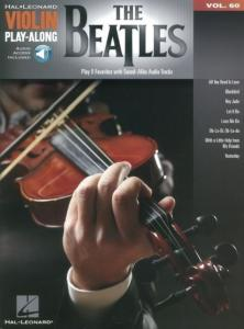 BEATLES - VIOLIN PLAYALONG VOL.060 THE BEATLES + ONLINE AUDIO ACCESS