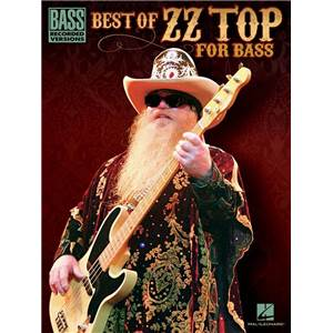 ZZ TOP - BEST OF BASS TAB.
