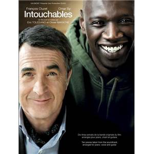 COMPILATION - INTOUCHABLES BO PIANO