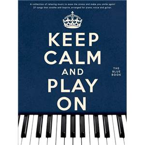 COMPILATION - KEEP CALM AND PLAY ON THE BLUE VOL.P/V/G