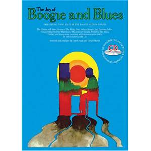 COMPILATION - JOY OF BOOGIE & BLUES VOL.1 + CD