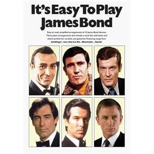 COMPILATION - IT'S EASY TO PLAY JAMES BOND