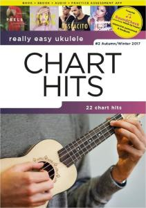 COMPILATION - REALLY EASY UKULELE CHART HITS - #2 AUTUMN/WINTER 2017