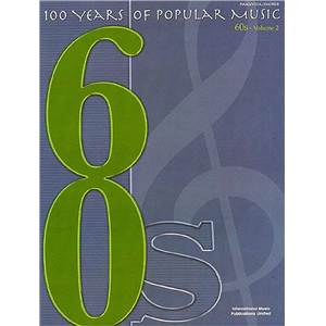 COMPILATION - 100 YEARS OF POPULAR MUSIC 60S VOL.2 P/V/G