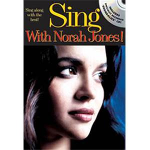 JONES NORAH - SING WITH... + CD ÉPUISÉ