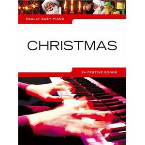 COMPILATION - REALLY EASY PIANO CHRISTMAS (POP SONGS)