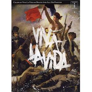 COLDPLAY - VIVA LA VIDA OR DEATH AND ALL HIS FRIENDS GUITARE TAB.