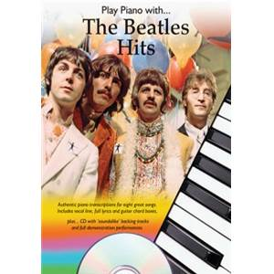 BEATLES THE - PLAY PIANO WITH HITS + CD