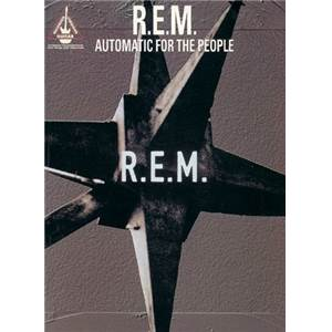 REM - AUTOMATIC FOR THE PEOPLE GUITAR TAB.