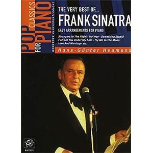 SINATRA FRANK - THE VERY BEST OF EASY ARRANGEMENT FOR PIANO SOLO
