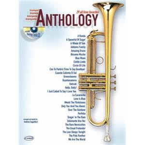 COMPILATION - ANTHOLOGY TROMPETTE VOL.1 29 ALL TIME FAVORITES + CD