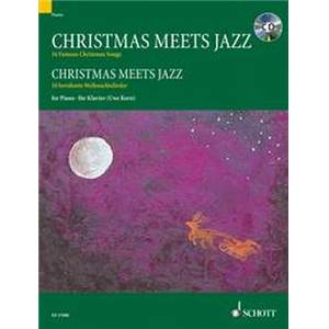 KORN UWE - CHRISTMAS MEETS JAZZ (16 SONGS FOR PIANO) + CD